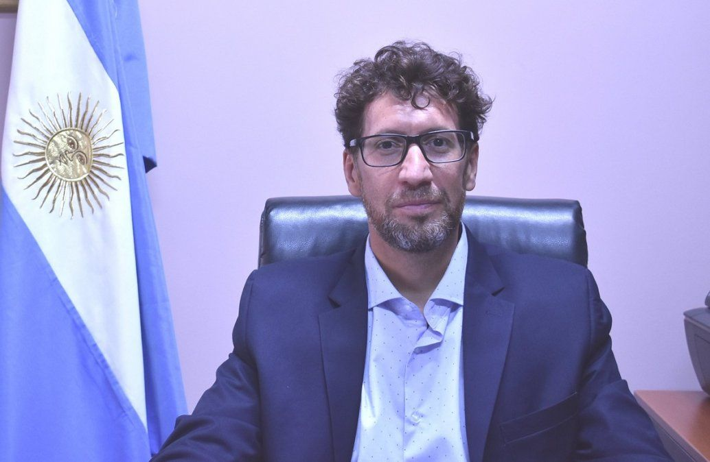 Asumió el nuevo director del Hospital Marcial Quiroga