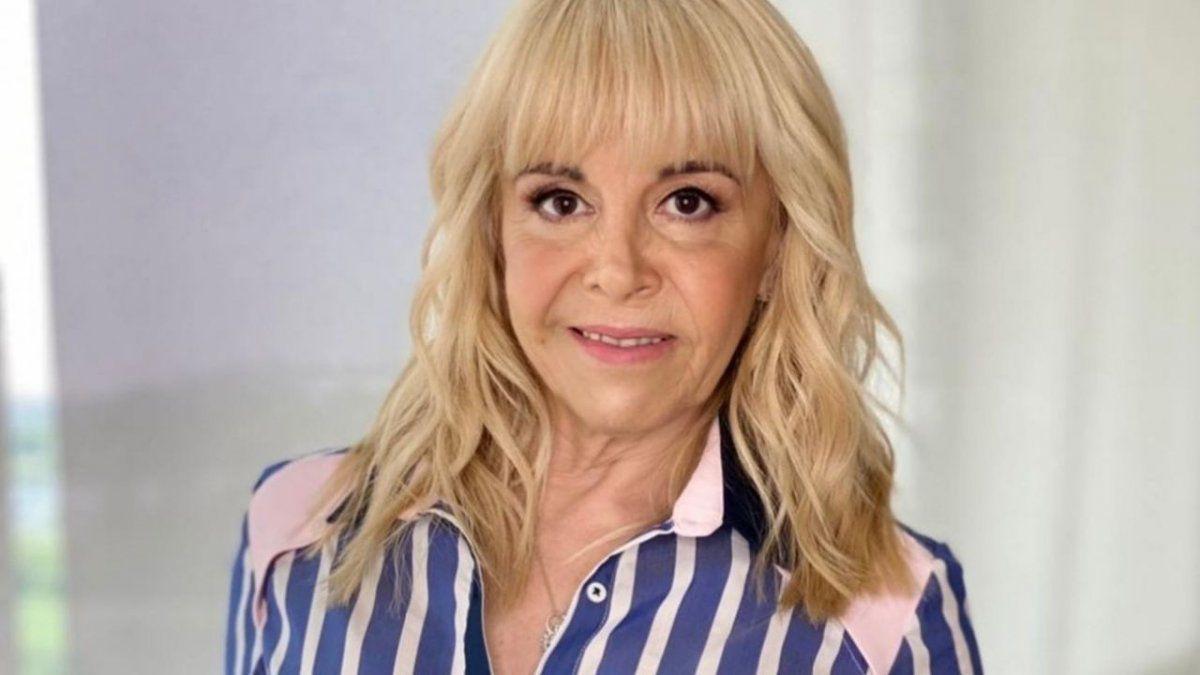 Claudia Villafañe contrajo coronavirus y sus hijas debieron ser aisladas.