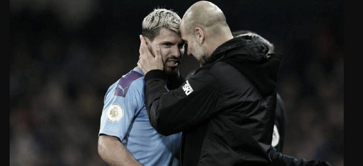 Guardiola: No podremos reemplazar a Agüero