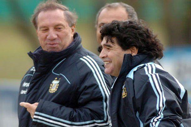 """Según Bilardo, la relación con Maradona """"se terminó y no hay retorno"""""""