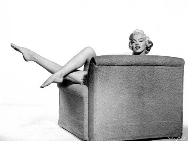Trascendió la intimidad del cádaver de Marilyn