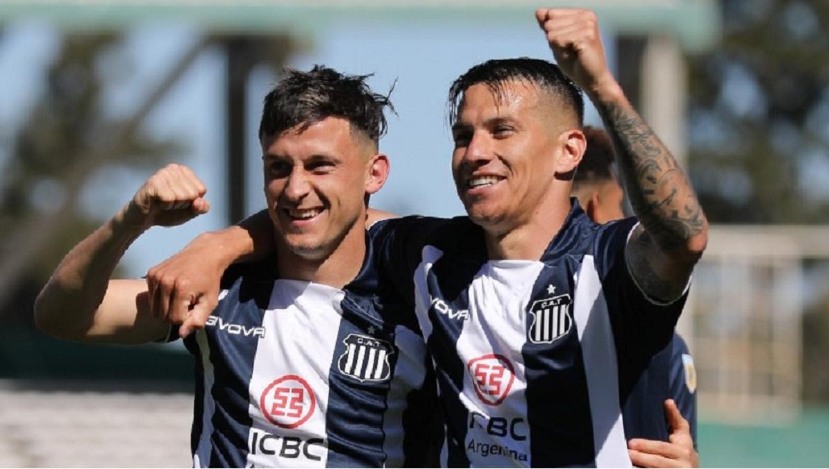 Talleres venció a Platense y es líder de la Liga Profesional