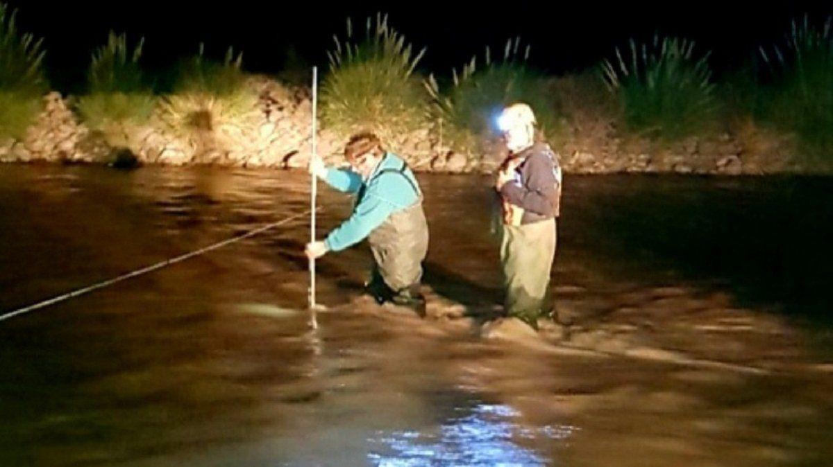 Comenzó el monitoreo de calidad de agua de los ríos San Juan y Jáchal