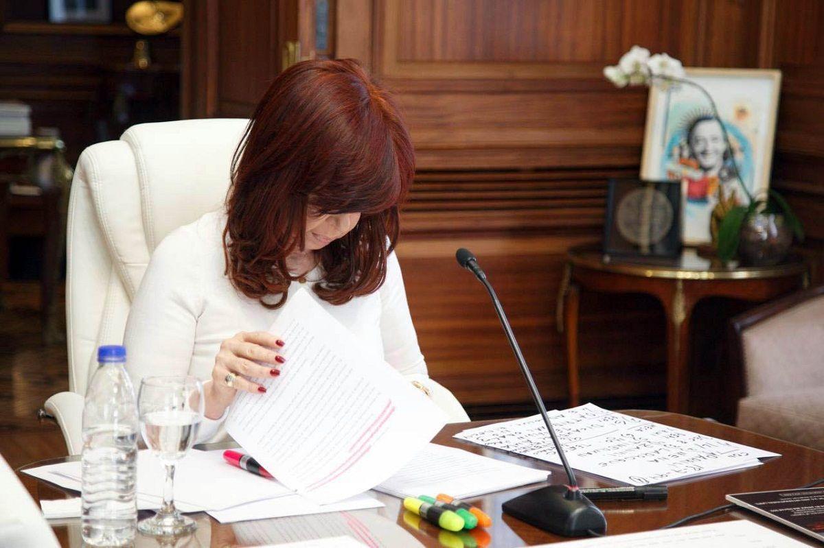 CFK sobre el Memorándum con Irán: Es un disparate judicial