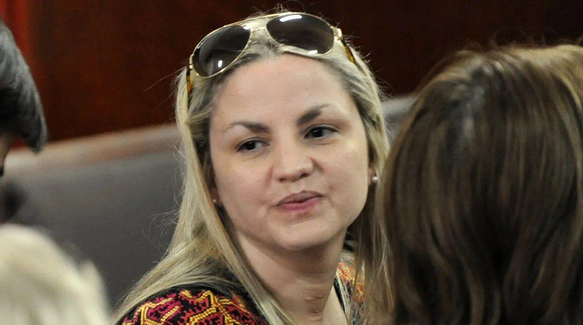 Carolina Píparo fue otra vez víctima de los motochorros.