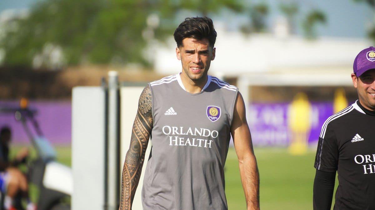 Emmanuel Mas se puso la de Orlando City y se despidió de Boca