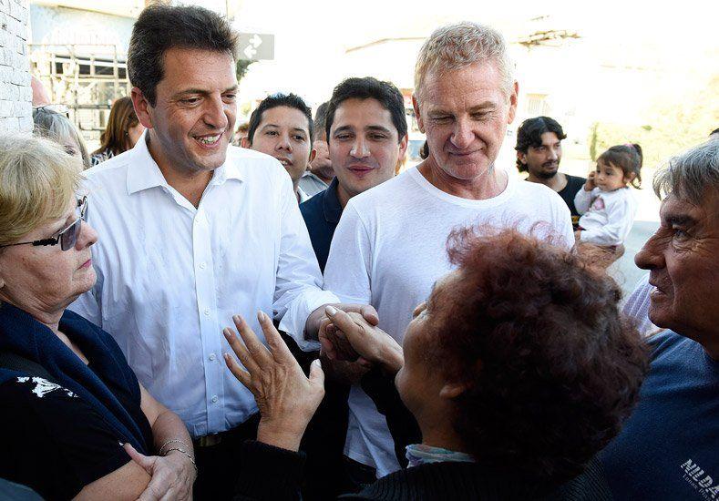 Más unidos que nunca Massa y De la Sota criticaron a Cristina