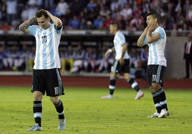 Durmió y no festejó: Argentina ganaba 2 a 0 y Paraguay lo igualó sobre la hora en el estreno de la Copa América