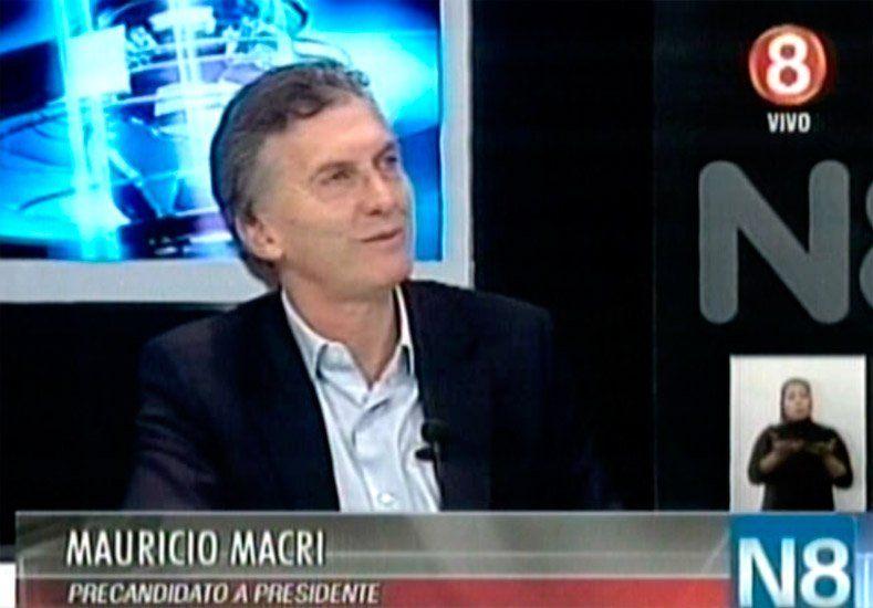 Macri manifestó que los sanjuaninos piden más desarrollo y el PRO es una oportunidad de cambio