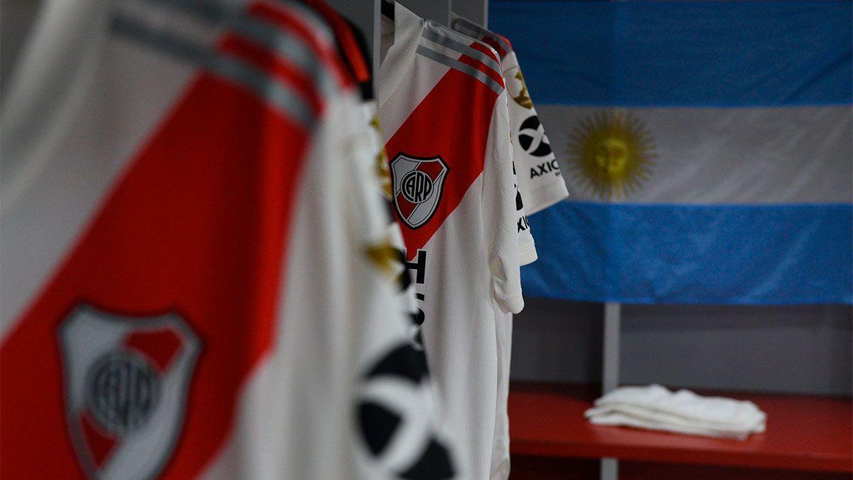 River oficializó la lista de convocados, así jugará ante Boca