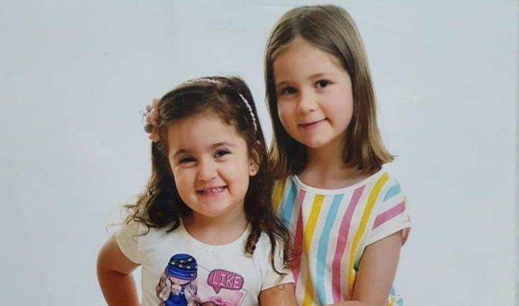 Conocé la historia de las hermanas del video viral de la torta y las velitas