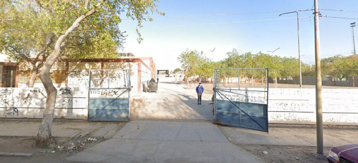 Por una amenaza de bomba debieron desalojar la escuela San Martín