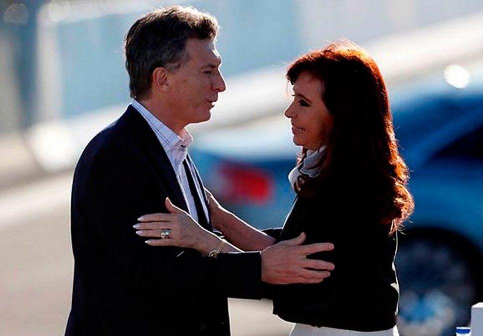 Macri: Cristina Kirchner expresa cosas que le han hecho mucho daño a la Argentina