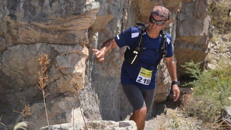 Encontraron al hombre que escaló un cerro en Punta Negra: evalúan su estado de salud