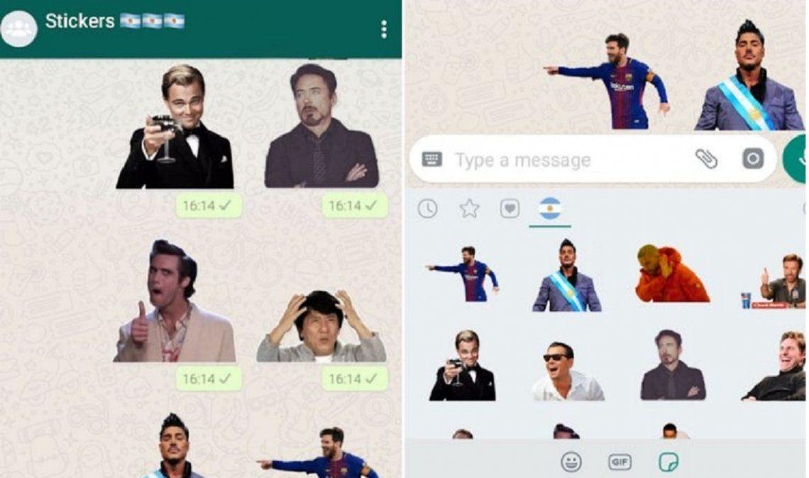WhatsApp te ayudará a encontrar los stickers en el chat