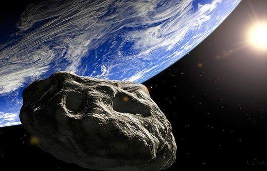 Descartaron el choque de un asteroide con la Tierra en los próximos 100 años