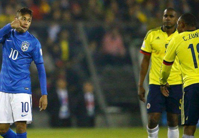 Neymar en llamas: Luego me llamas para pedirme perdón, hijo de p...