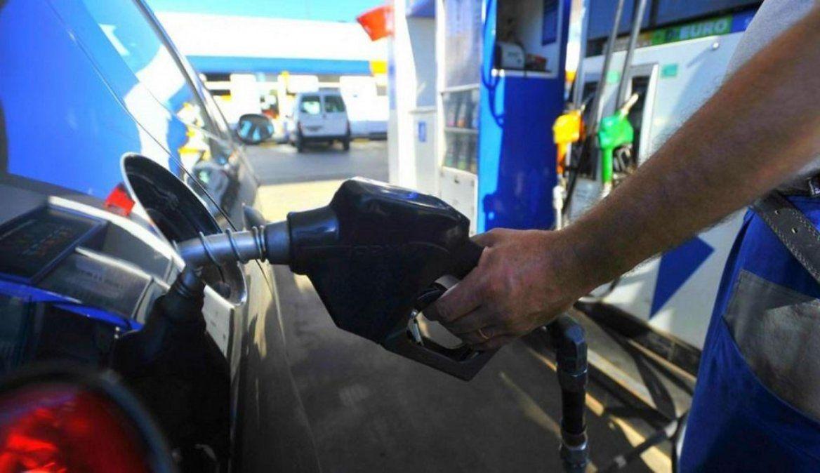 YPF aumentó los precios de sus combustibles un 4,5%