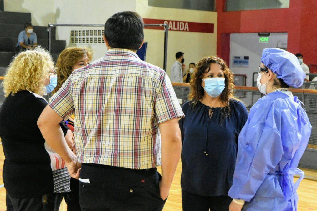 Se cumple un mes del inicio de la vacunación contra el COVID-19 en San Juan