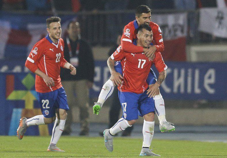 ¡Partidazo! Chile y Uruguay abren los cuartos de final de la Copa América