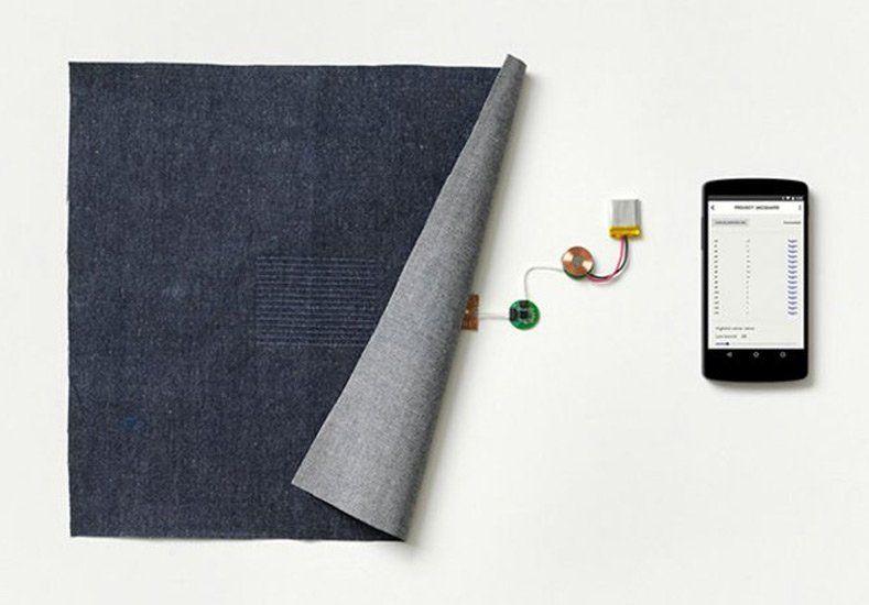 Google y Levis trabajan juntos para fabricar ropa inteligente