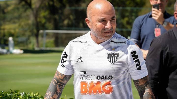 El Atlético Mineiro de Sampaoli jugará el domingo la semi del Torneo Mineiro ante América