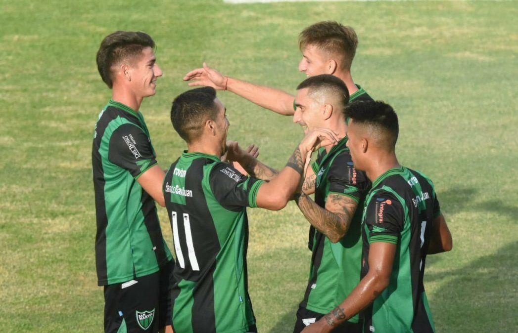 San Martín vuelve a jugar como local y necesita ganar para subir en la tabla.