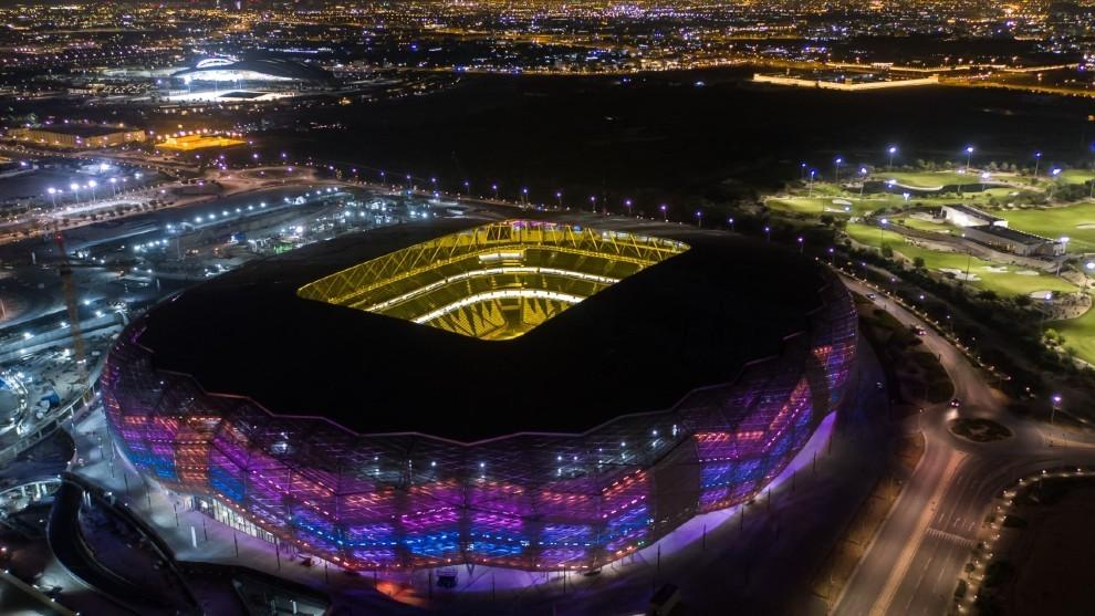 Mundial 2022: La infraestructura de Qatar, lista en un 95%