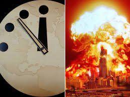 Aseguran que el Reloj del Apocalipsis está a 100 segundos de la medianoche