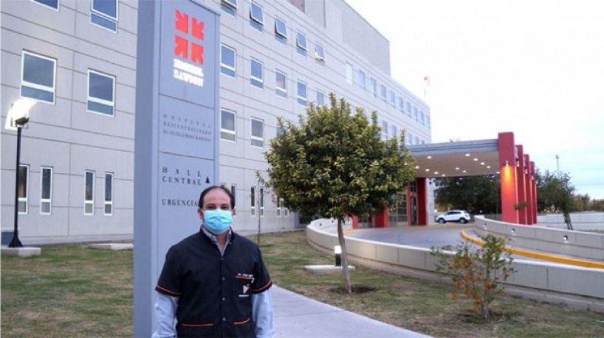 La cirugía fue realizada por el Dr. Aníbal Agliozzo.
