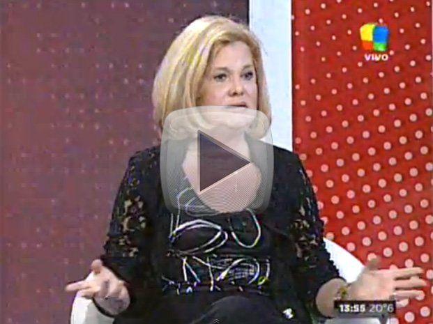 """Marta González: """"Mi ex tenía una vida paralela"""""""
