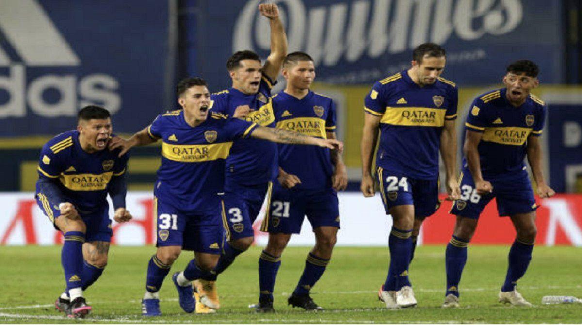 Los hisopados de Boca dieron negativo y piensan en Barcelona