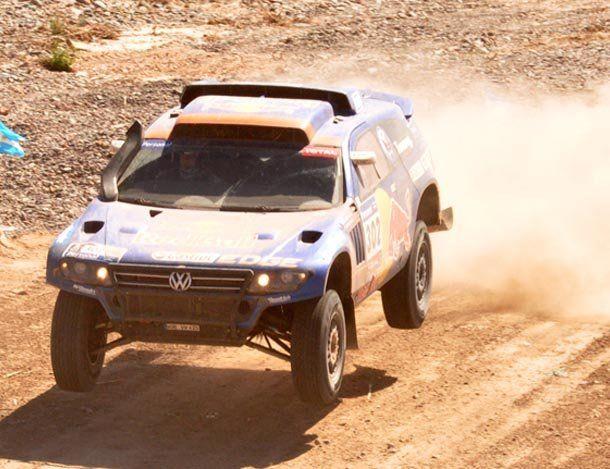 Dakar: Mar del Plata, Perú y Río, en la mira del Rally 2012