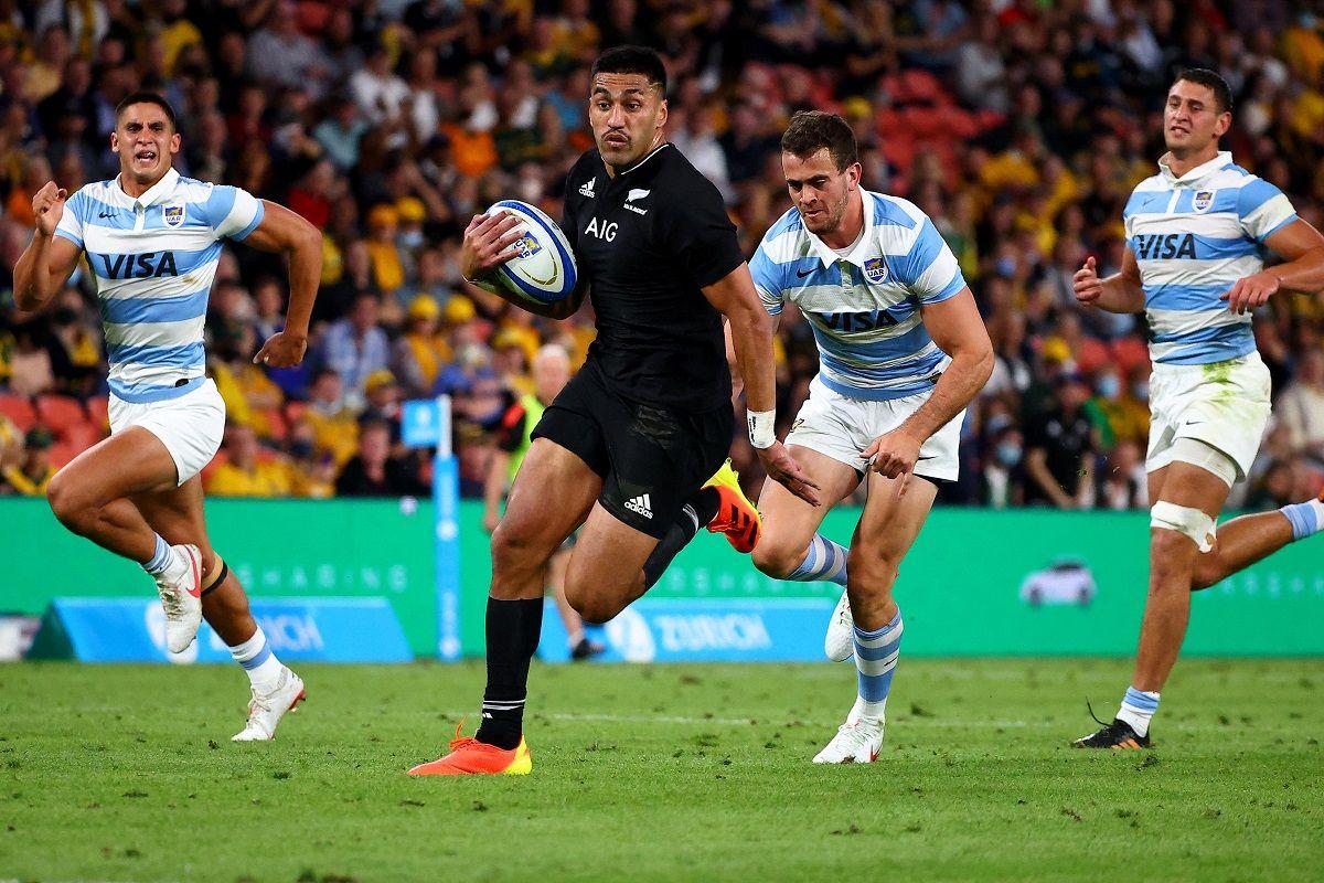 Los Pumas vuelven a caer frente a los All Blacks en el Rugby Championship