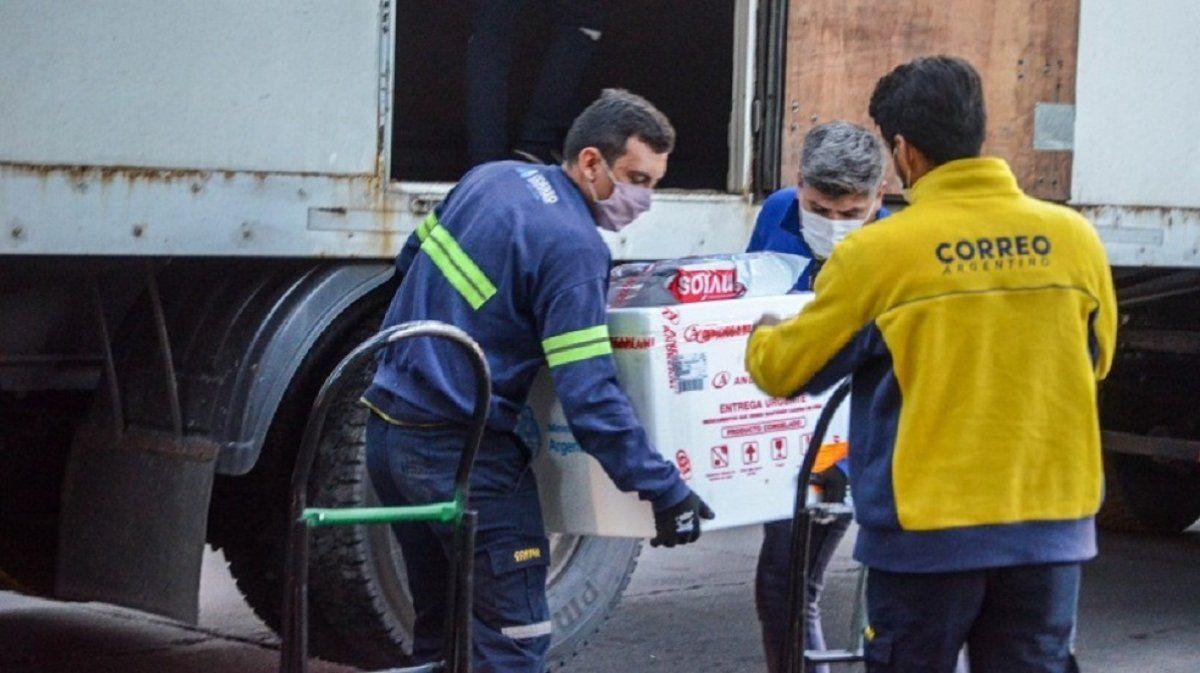 Argentina supera las 57 millones de dosis de vacunas contra el Covid-19