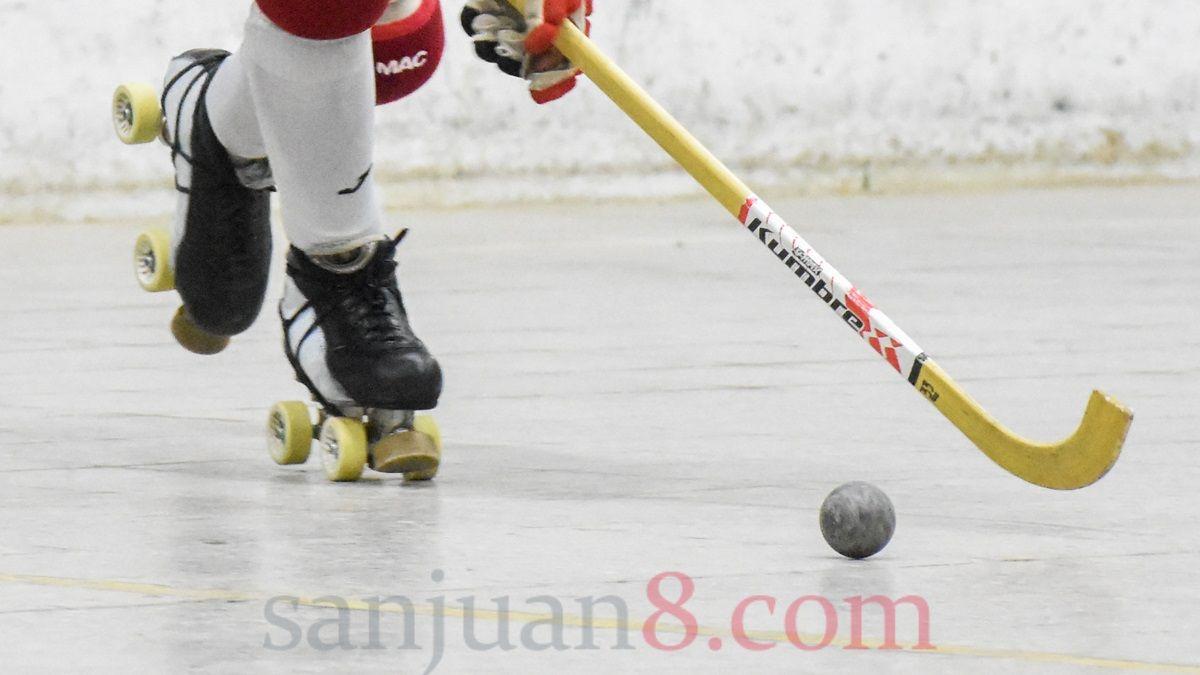 Cinco juegos completarán la fecha del masculino de hockey