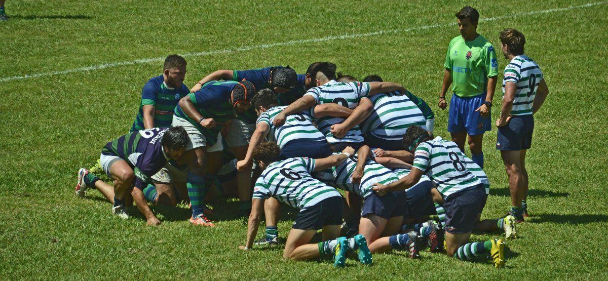 La Unión Sanjuanina de Rugby publicó el fixture del finde