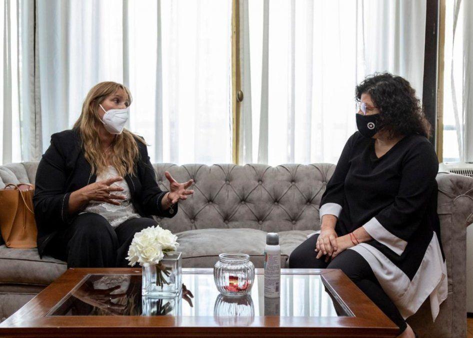 Venerando será parte de la reunión de Vizzotti con ministros de Salud