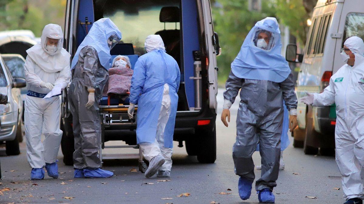Argentina confirmó 54 muertes y 3.725 contagios en las últimas 24 horas