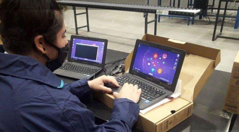 Así se desbloquean las netbooks entregadas por el Ministerio de Educación