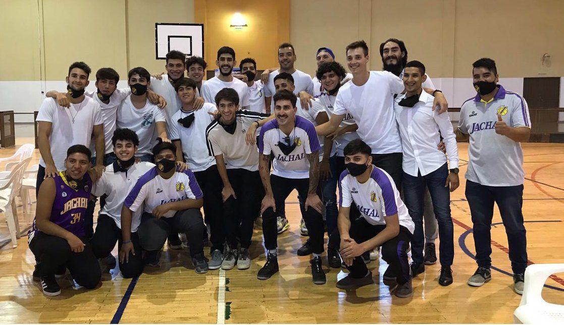 Jáchal Básquetbol Club debutará el domingo a las 21 en La Rioja.