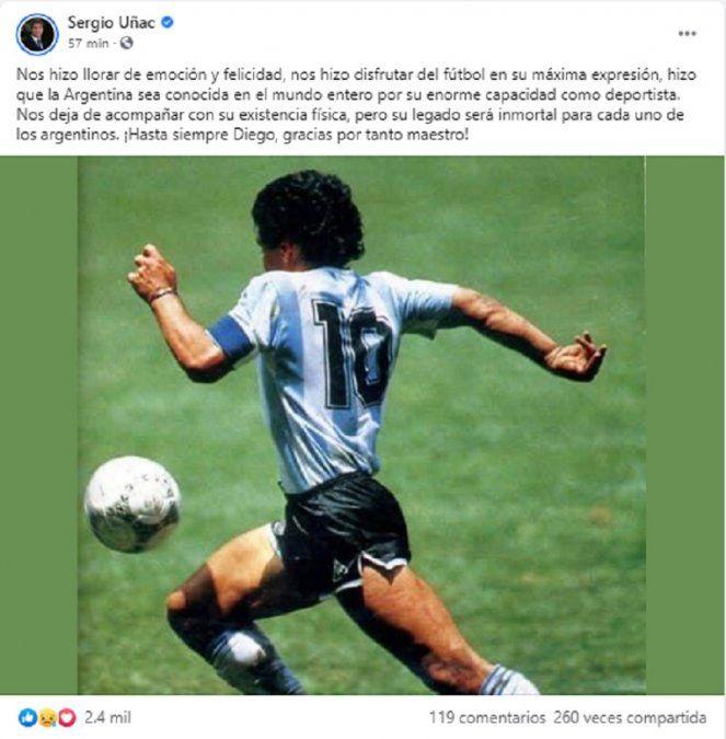 Conmebol prometió un impactante homenaje a Maradona en la Copa América