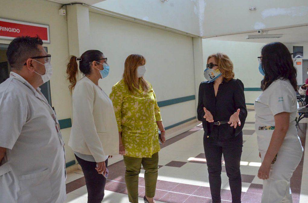 Judit Díaz Bazán: Hoy no hay resfrío ni gripe que no sea coronavirus