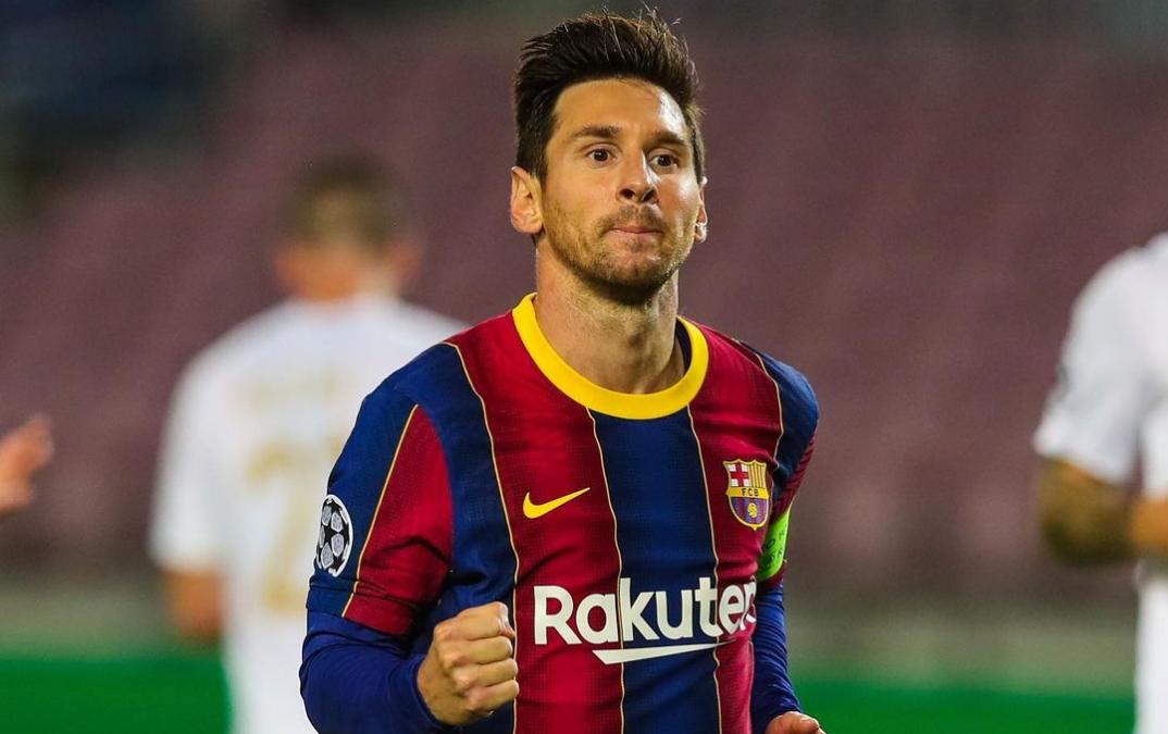 La razón por la que Messi no fue convocado a la Champions League