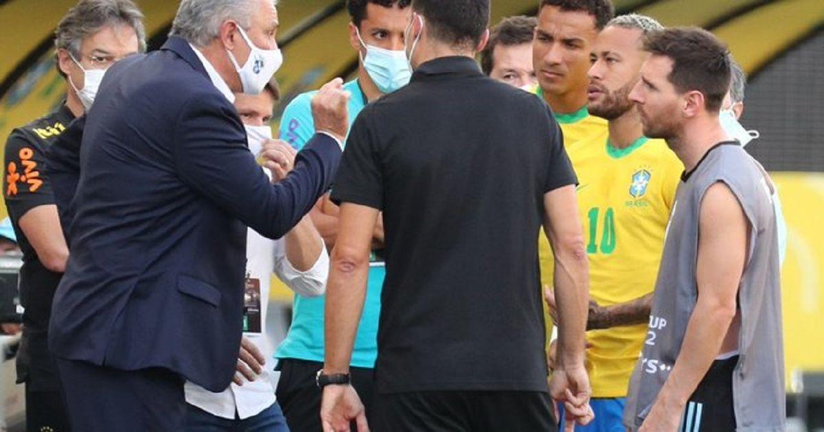 La CBF aseguró que los argentinos iban a ser deportados después del partido