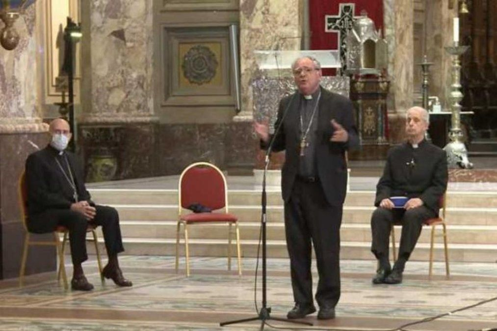 Aborto: celebran una misa con un mensaje para el Senado