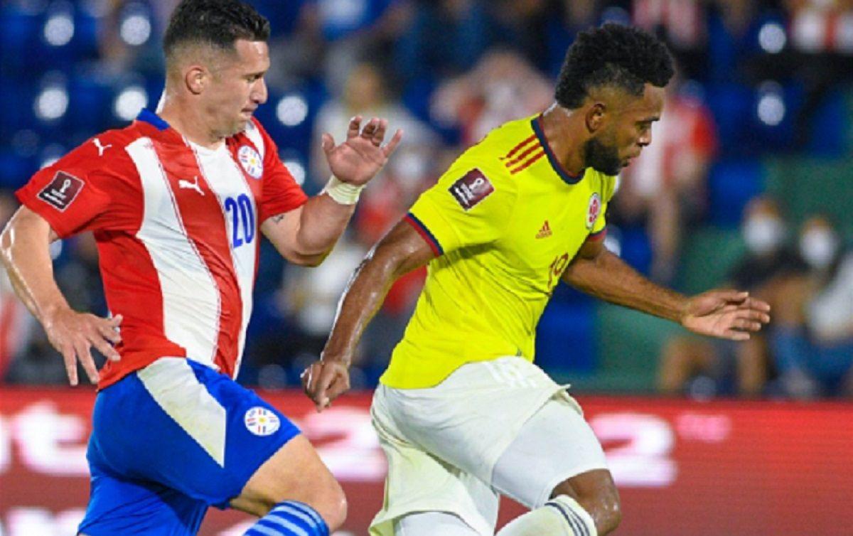 Paraguay y Colombia no se sacaron ventaja