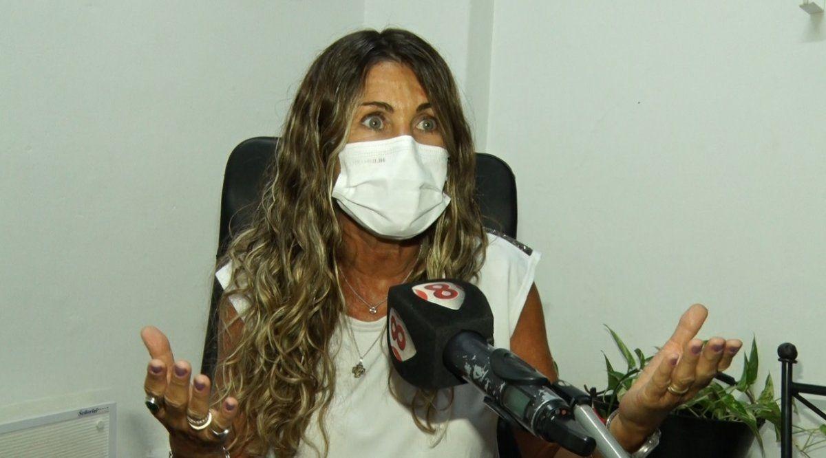La fonoaudióloga Sonia Belmonte explicó los inconvenientes para la voz que presenta el uso de barbijos.