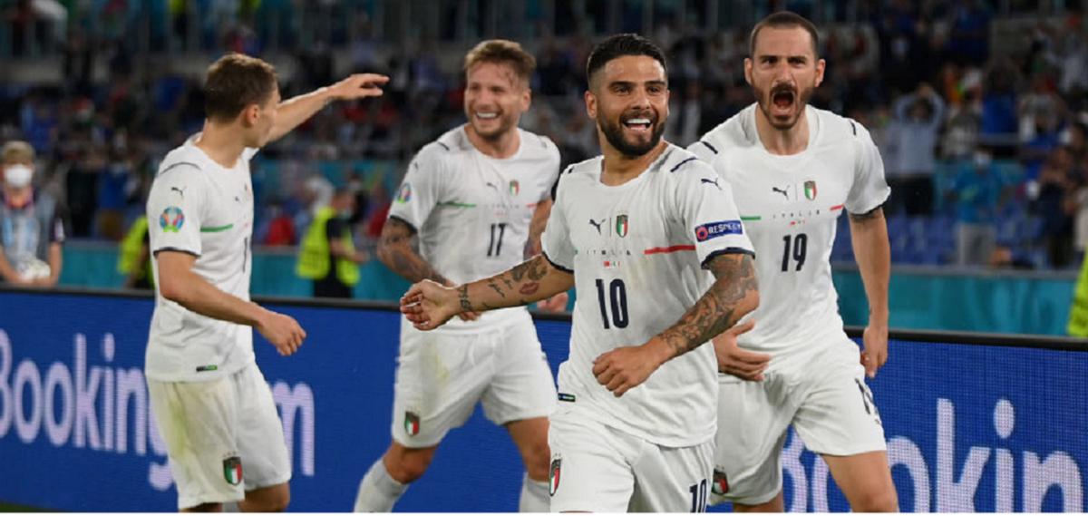 Italia buscará hacerse fuerte en casa en la fase de grupos de la Euro. Foto:@azzurri