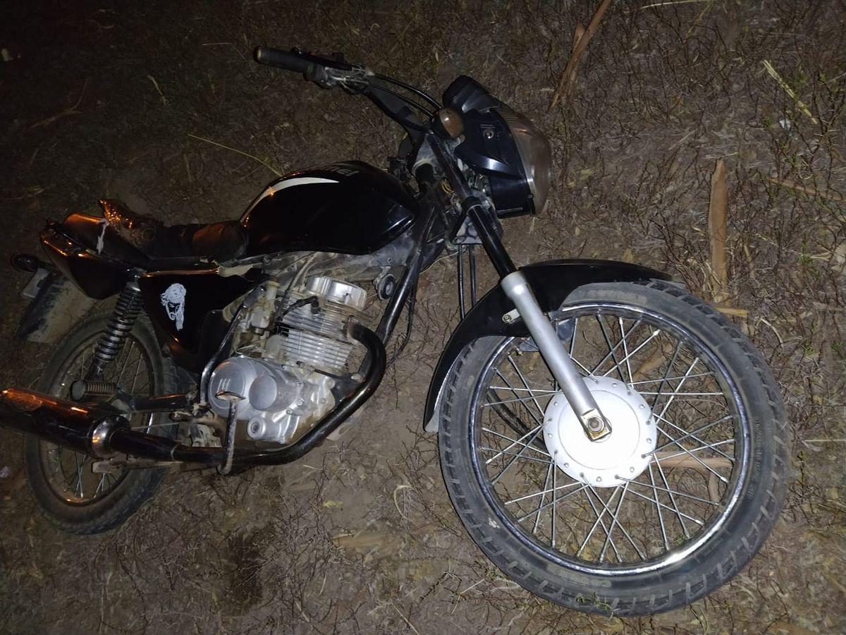 RN 20: perdió el control de su moto, cayó y murió
